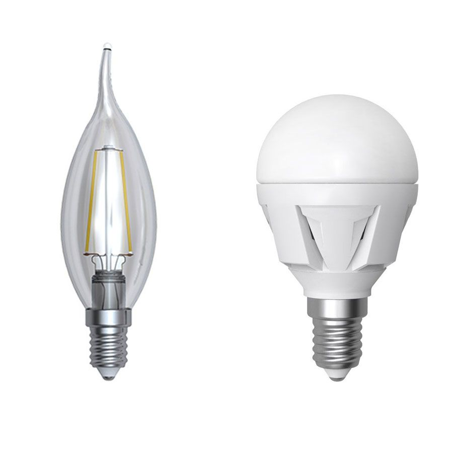E14 Lampen