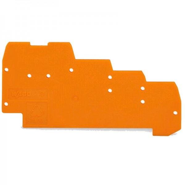 Wago Abschluss- und Zwischenplatte 270-322 (1 Stück)