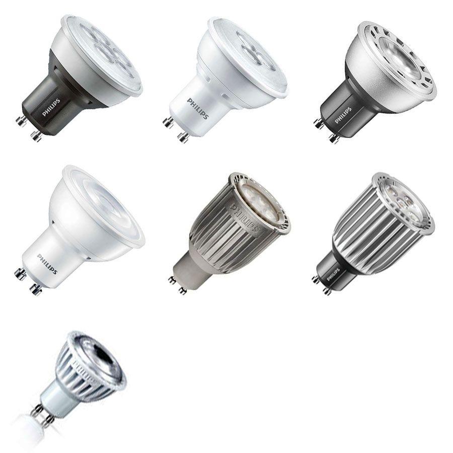GU10 Reflektorlampen