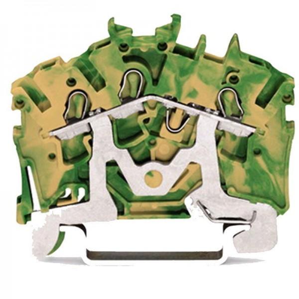Wago 3-Leiter-Schutzleiterklemme 2002-6307 (1 Stück)