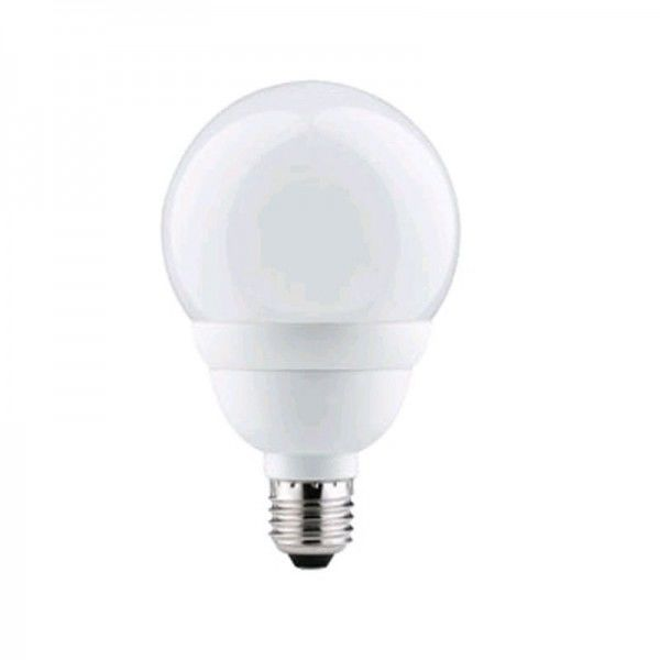 Paulmann Energiesparlampe Globe 90 E27 15W Warmweiß