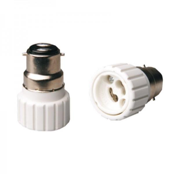 I-Light Adapter von B22 zu GU10