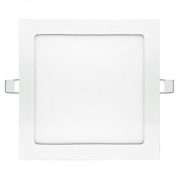 Modee LED Einbauleuchte quadratisch 18W/760 tageslichtweiß
