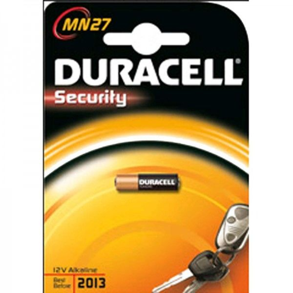 Duracell Batterie Security MN27 1er Blister