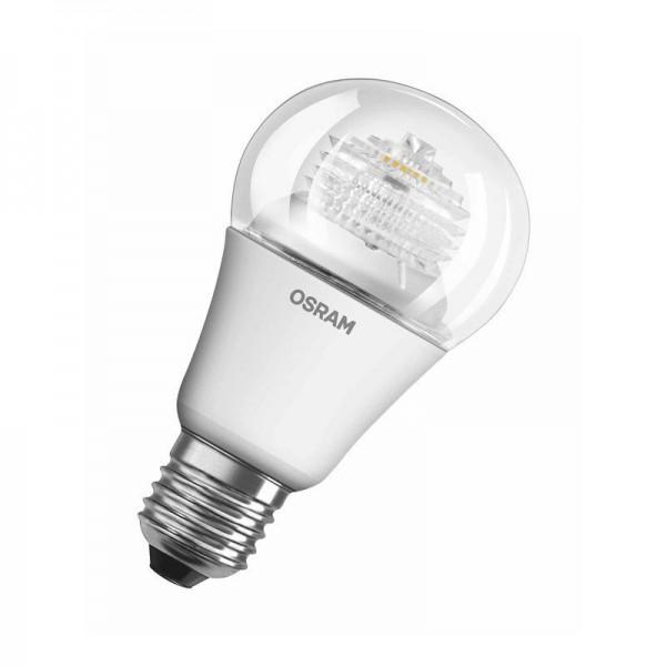 SONDERPOSTEN - Osram LED Superstar Classic A E27 9W/827 warmweiß dimmbar