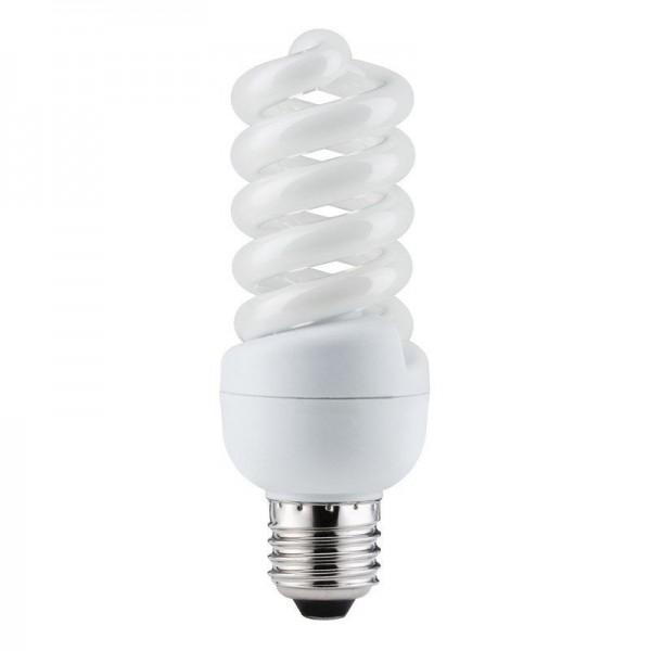 Paulmann Energiesparlampe Spirale 20W E27 Warmweiß