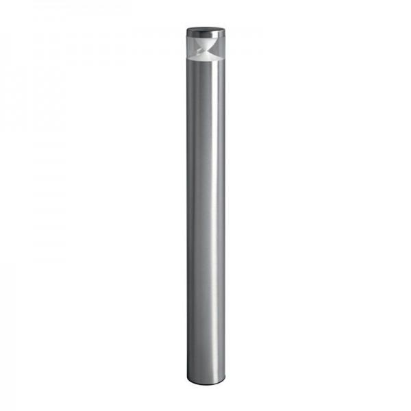 Osram LED Bodenleuchte Endura Style Mini Zylinder 80cm 4W 250lm nicht dimmbar steel IP44
