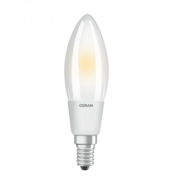MASTER LEDcandle 4W E14 BA35-827 warmweiß extra Philips LED Lampe