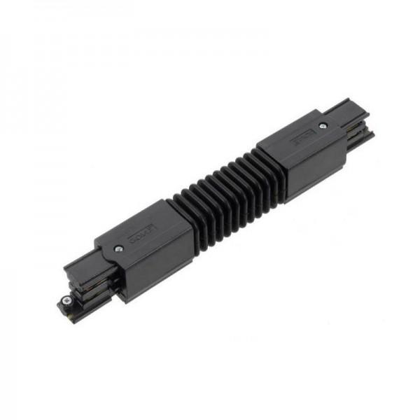 Verbindungsstück mit Einspeisemöglichkeit XTS 23 schwarz flexibel