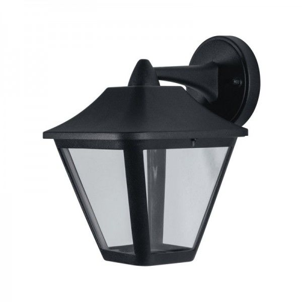 Osram LED Wandleuchte Endura Classic Tradition Down PC max 60W nicht dimmbar schwarz IP44