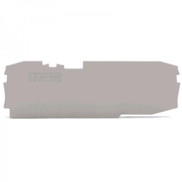 Wago Abschluss- und Zwischenplatte 2006-1691 (1 Stück)